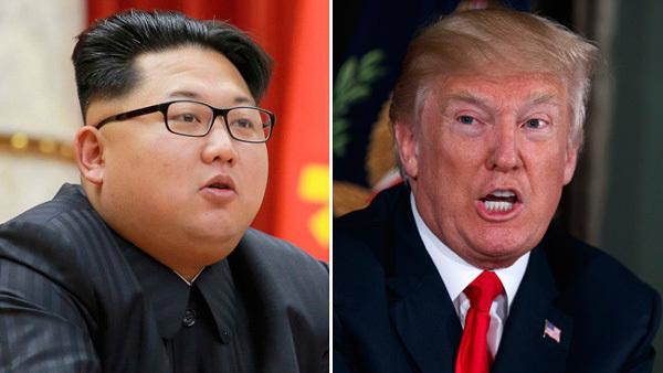 Kim Jong Un,Donald Trump,Mỹ,Triều Tiên,tình hình Triều Tiên,hạt nhân Triều Tiên