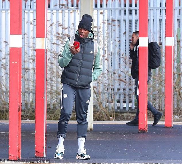 Sao MU phấn chấn trước cuộc chạm trán Crystal Palace
