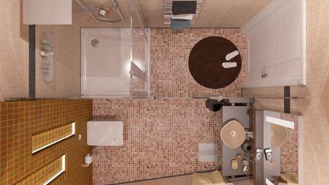 Nội thất,Nhà đẹp,nội thất phòng tắm