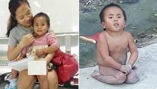 Bước đi chập chững của 'em bé Mường Lát' được vợ chồng ở Sài Gòn nuôi
