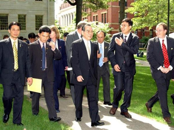 Nguyên Thủ tướng Phan Văn Khải: 'Người luôn nói ít, làm nhiều'