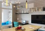 Những mẹo nội thất ăn gian diện tích tuyệt vời cho căn hộ nhỏ