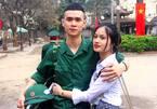 Phút bịn rịn tiễn tân binh Hà Nội lên đường nhập ngũ