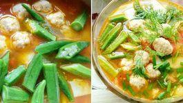 Cách nấu canh riêu chả cá thác lác ngon ngọt vừa cơm