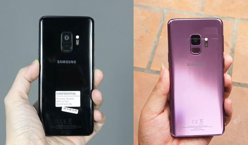 Giá chính thức: Galaxy S9 20 triệu, Galaxy S9+ 25 triệu đồng