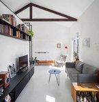 Chiêm ngưỡng căn hộ 50m2 được bày trí rộng rãi, phong cách hiện đại