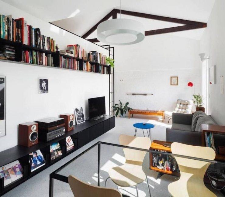 Chiêm ngưỡng căn hộ 50m2 được bày trí rộng rãi, phong cách hiện đại - Tin Tức Bất Động Sản Việt Nam