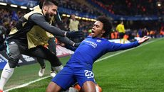 Willian lộ chuyển nhượng MU, Wenger dẫn dắt Everton