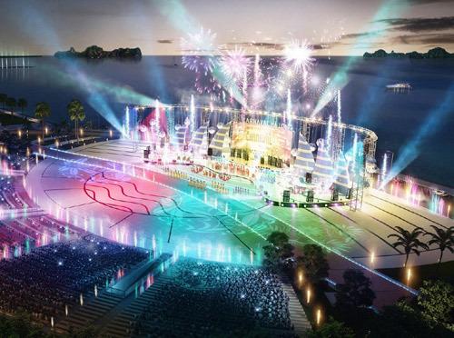 Sun Group ra mắt shophouse 5 sao ở Hạ Long