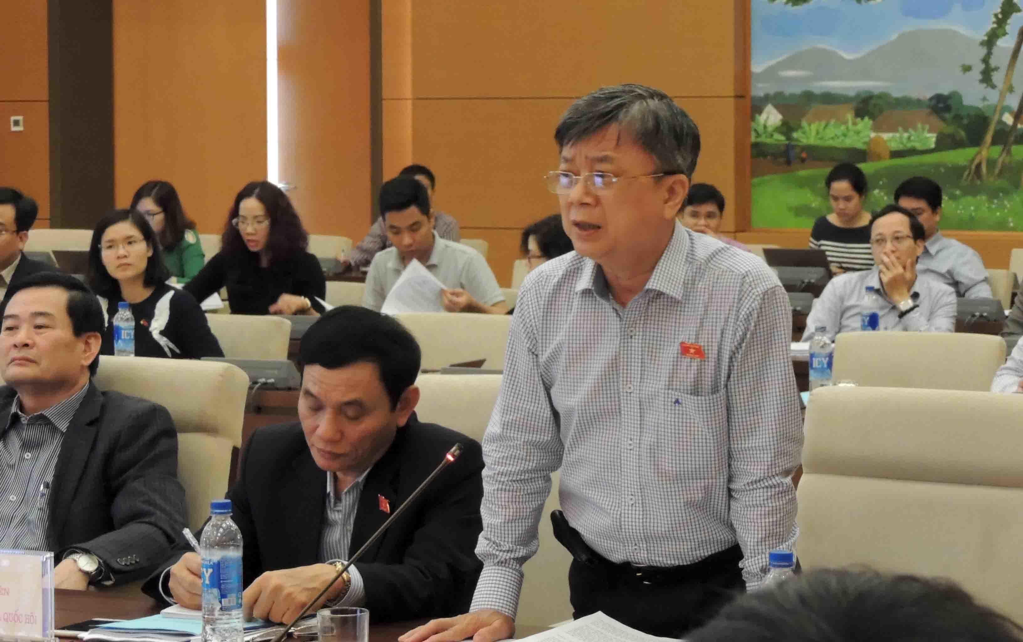 kê khai tài sản,Trương Trọng Nghĩa,tham nhũng