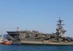 Bộ Quốc phòng nói về hoạt động của nhóm tàu sân bay Mỹ ở Đà Nẵng