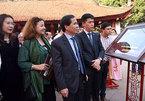 Khai mạc triển lãm Khoa cử Việt Nam xưa trong Di sản tư liệu thế giới