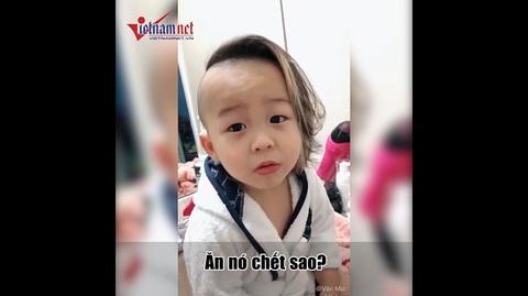 bé không ăn thịt