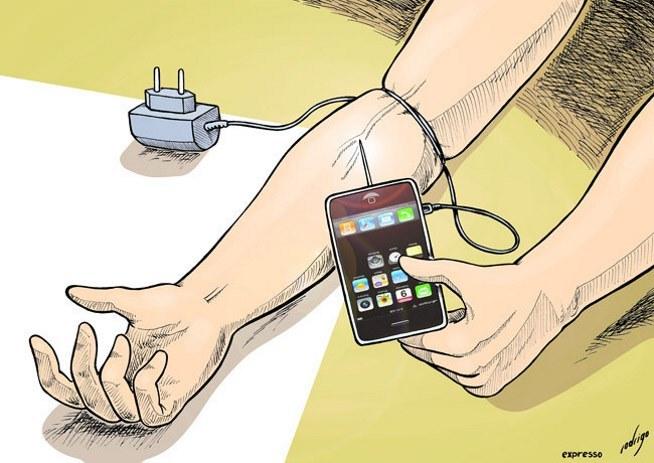Apple bị lên án vì người dùng nghiện iPhone