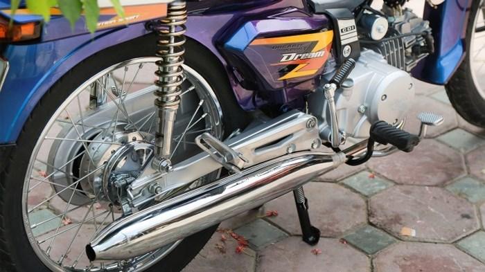 Ngắm huyền thoại Honda Dream II độ 'độc' nhất Hà Nội