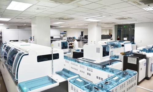Đồng bộ quản lý chuẩn quốc tế mọi chi nhánh MEDLATEC