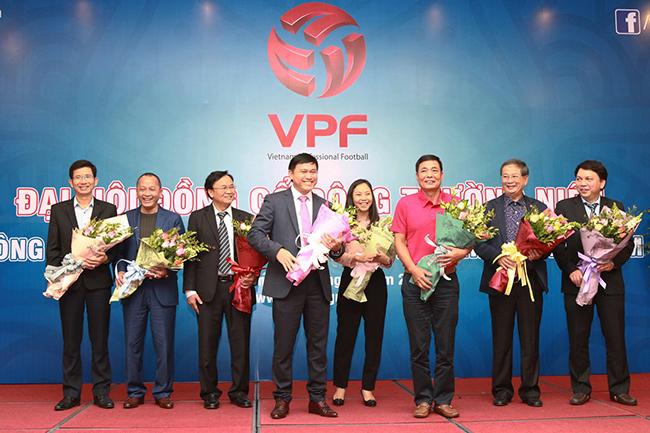 VPF,VFF,trọng tài,ban trọng tài,V-League 2018