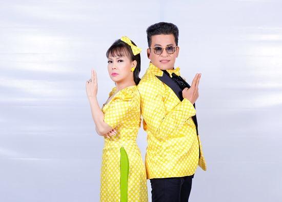 Cặp đôi hài hước,Việt Trinh,Việt Hương