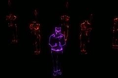 218 Dance Crew gây sốt với vũ điệu 'Chiến binh báo đen'