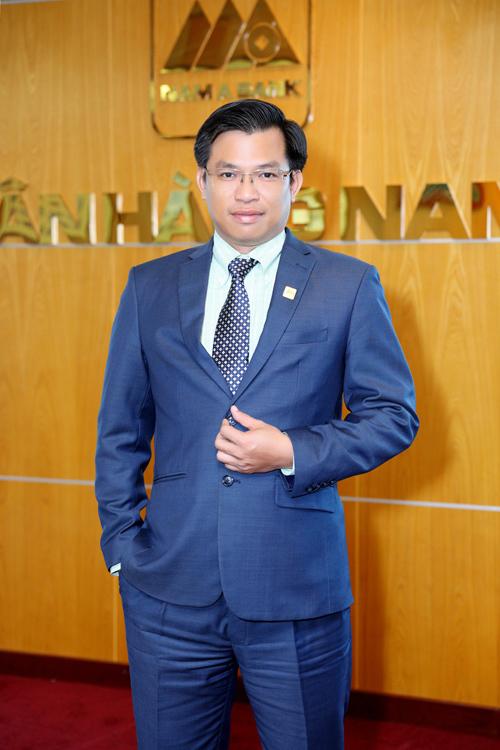 Ông Trần Ngọc Tâm giữ quyền Tổng giám đốc NAM A BANK