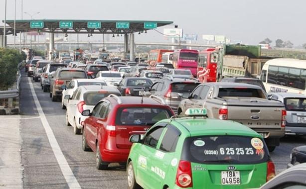Thu phí không dừng,đường cao tốc,trạm thu phí