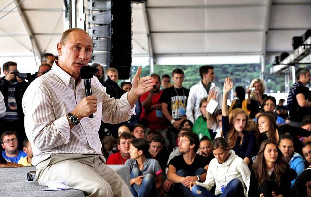 Putin,nước Nga,sự tan rã của liên bang xô viết