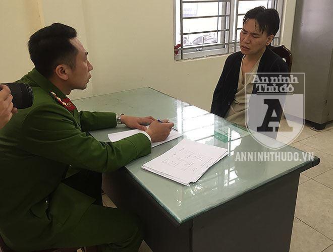 Bắt khẩn cấp ca sĩ Châu Việt Cường