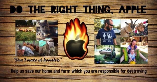 Cả nông trại bị thiêu rụi vì iPhone 6 phát nổ