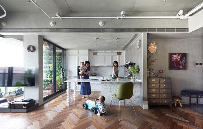 Cặp vợ chồng trẻ nào mà chẳng ao ước một căn nhà nhỏ xinh, ấm áp thế này?