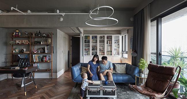 Cặp vợ chồng trẻ nào mà chẳng ao ước một căn nhà nhỏ xinh, ấm áp thế này? - Tin Tức Bất Động Sản Việt Nam