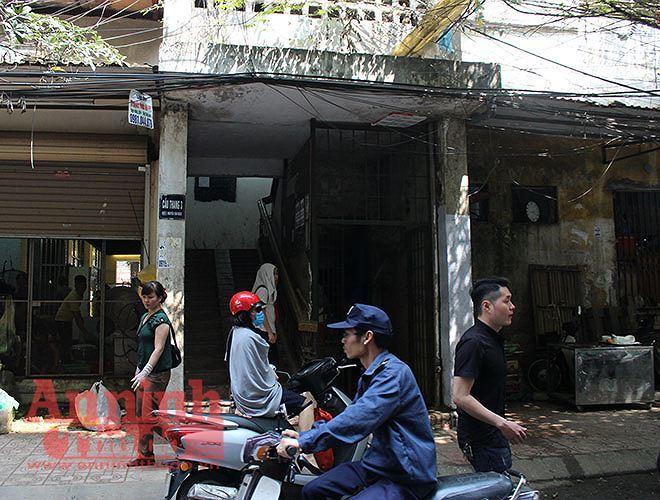 Hiện trường vụ cô gái chết do bị Châu Việt Cường nhét tỏi vào miệng
