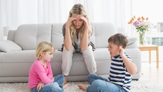 Chìa khóa giúp trẻ trong nhà hòa thuận với nhau