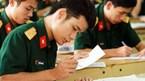 Thông tin chi tiết về tuyển sinh các trường quân đội năm 2018