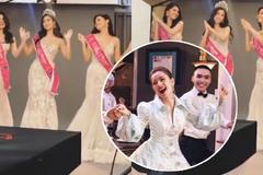 Top 3 hoa hậu nhắng nhít 'quẩy' theo nhạc Chi Pu
