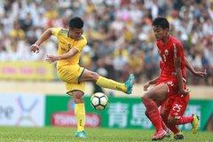 Chơi thiếu người, SLNA vẫn bất bại ở AFC Cup
