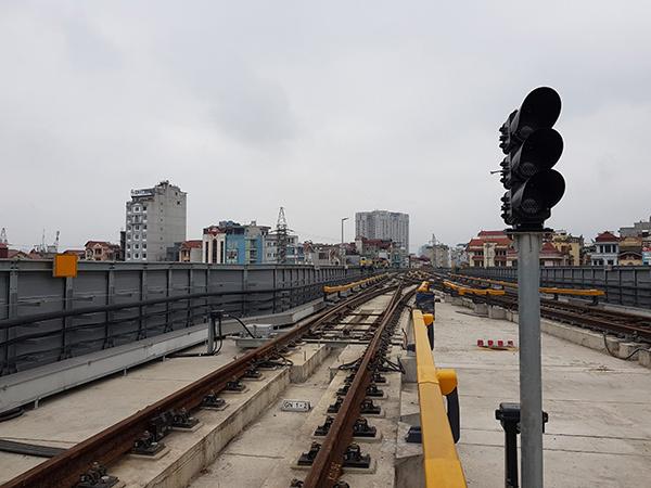 6 tháng nữa, đường sắt trên cao Cát Linh - Hà Đông sẽ chạy thử