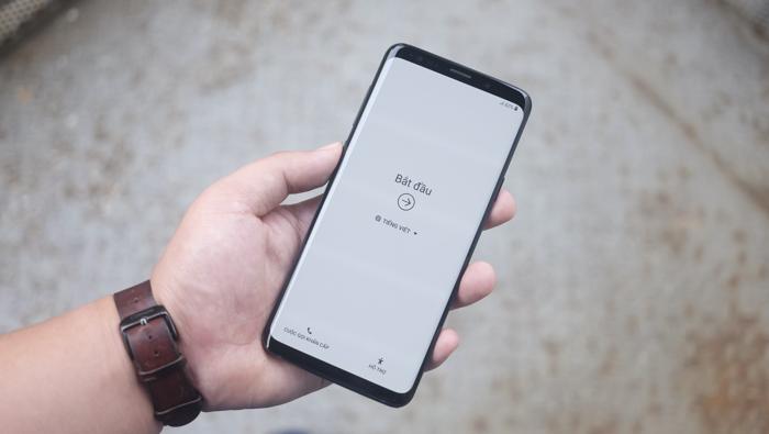 Mở hộp Galaxy S9+ tại VN: Mẫu Android đắt nhất thị trường smartphone