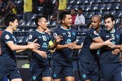 Đội bóng Thái Lan gây địa chấn ở cup C1 châu Á