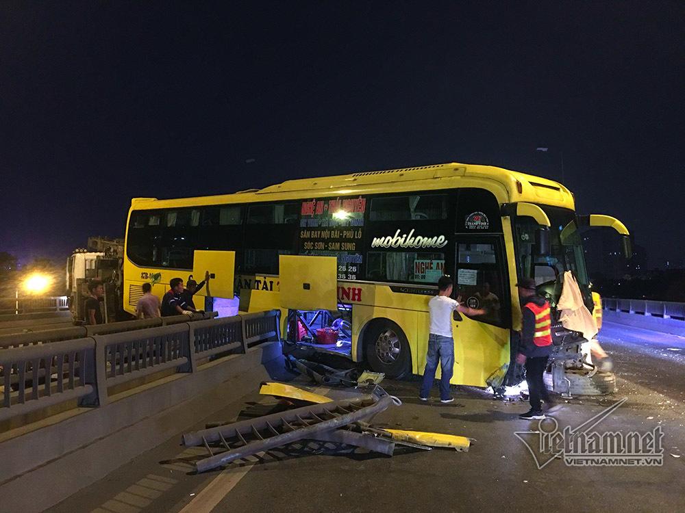 tai nạn,tai nạn giao thông,vành đai 3,Hà Nội