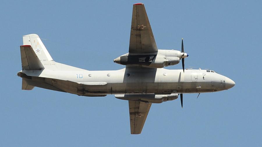 Rơi máy bay quân sự Nga tại Syria, không ai sống sót