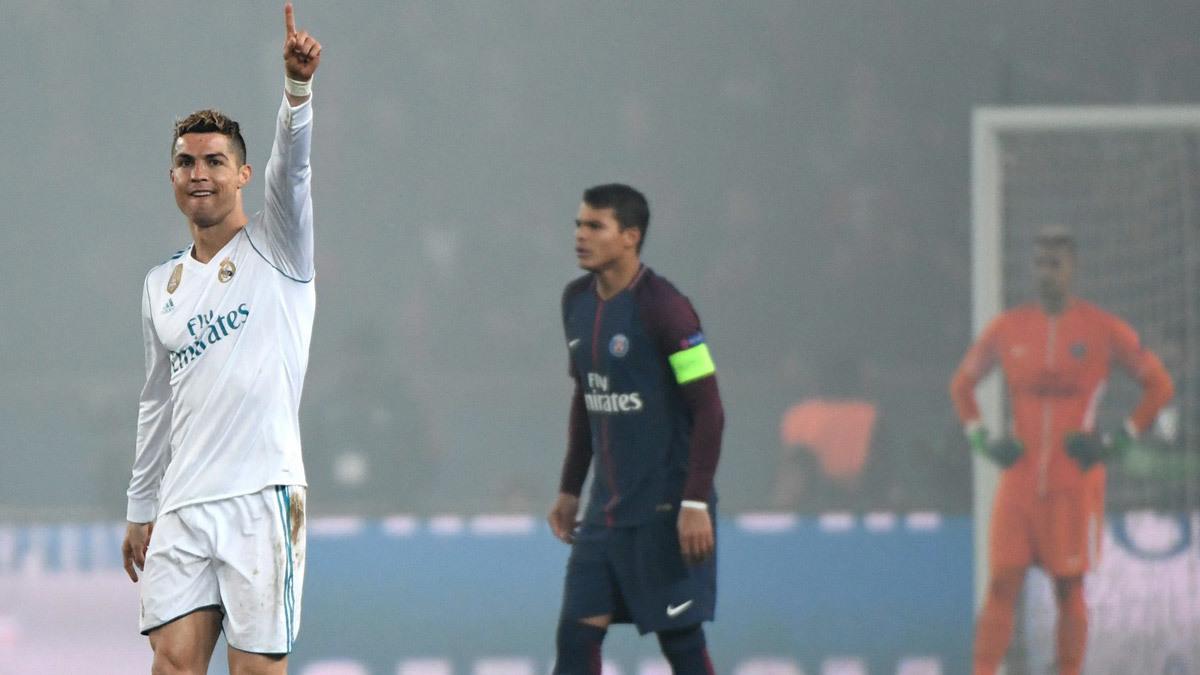 Real Madrid vào tứ kết: Tuyệt đỉnh Ronaldo