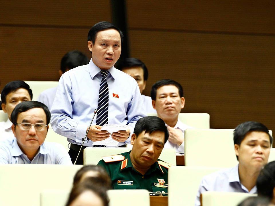 Một đại biểu QH thôi nhiệm vụ để đi làm đại sứ