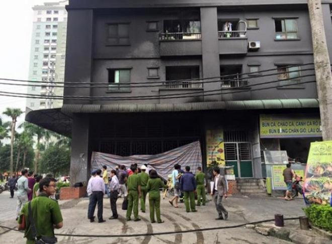 Chung cư, khách sạn phải mua bảo hiểm cháy nổ bắt buộc