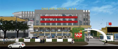 Đầu tư trăm tỷ, Sao Mai Hotel thành 'điểm vàng' nghỉ dưỡng