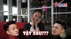 Hồng Diễm tiết lộ tật xấu của Hồng Đăng, Mạnh Trường