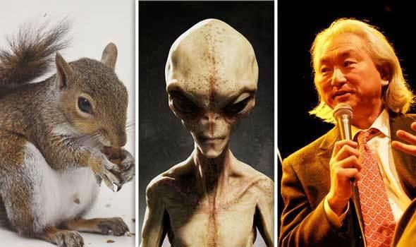 người ngoài trái đất,nhân loại,Michio Kaku,nhà khoa học nổi tiếng