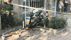 Mô tô CSGT bị tông bay lên vỉa hè, 2 cảnh sát bị thương nặng