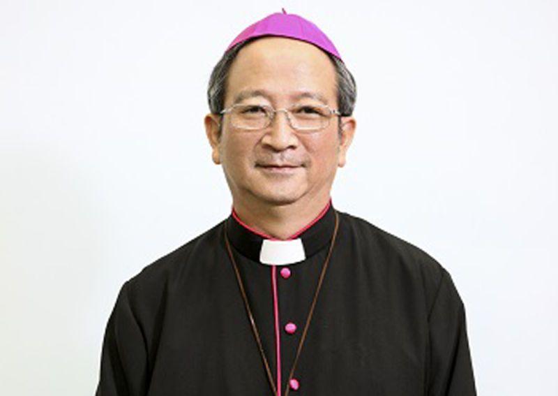 Tối nay linh cữu Đức Tổng giám mục Phaolô Bùi Văn Đọc về đến TP.HCM
