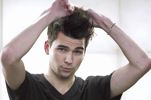 10 mẹo chăm sóc tóc đẹp cho nam giới