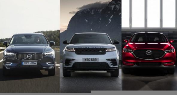 3 mẫu SUV tranh nhau chức vô địch chiếc xe của năm 2018